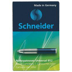 Tinta za nalivpero (roler)patrone(za ljevake) pk5 852 Schneider 926049 plava