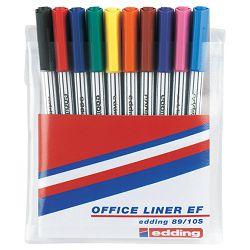 Flomaster liner uredski EF 0,3mm Edding 89/10 S