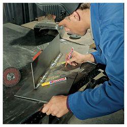 Marker industrijski lakirajući 2-4mm Edding 8750 žuti