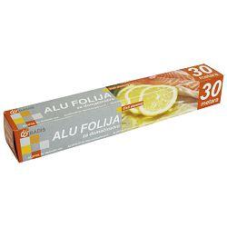 Folija aluminijska za domaćinstvo 300mmx30m