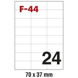 Etikete ILK  70x37mm pk100L Fornax F-44