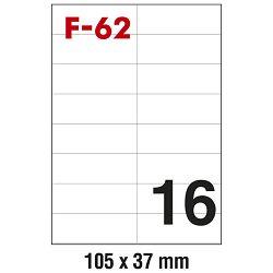 Etikete ILK 105x37mm pk100L Fornax F-62