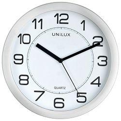 Sat zidni fi-22cm Attraction Unilux 400 094 404 sivi
