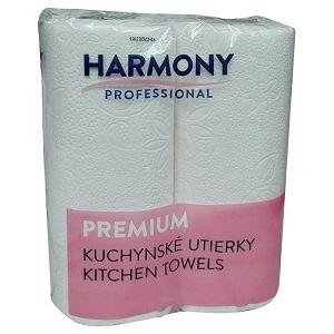 Ručnik papirnati 22cm jastučni pk2 Harmony
