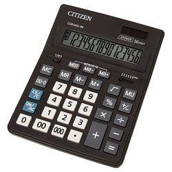 Kalkulator komercijalni 16mjesta Citizen CDB-1601 BK crni