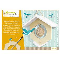 Set za izradu-Kućica za hranjenje ptica Avenue Mandarine Clairefontaine CO172C