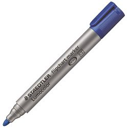 Marker Flipchart 2mm Lumocolor Staedtler 356-3 plavi