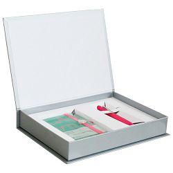 Set poklon notes Lanybook  9x14cm Sexy Notes Only karo zeleno/pink+olovka kemijska Grip 2010 Faber pink!