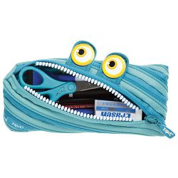 Pernica vrećica/pravokutna Wildlings Blue Zipit ZTM-WD-CRE plava