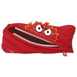 Pernica vrećica/pravokutna Talking Monstars Red  Zipit ZTM-AR-VOL crvena