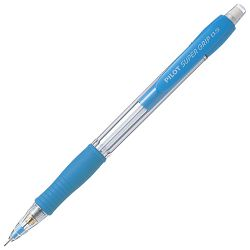 Olovka tehnička 0,5mm Super grip Pilot H-185-SL svijetlo plava
