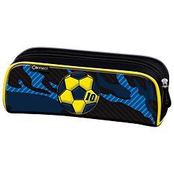 Pernica vrećica/pravokutna Football Team Connect plavo-crno-žuta