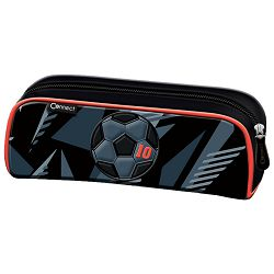 Pernica vrećica/pravokutna Football Team Connect crno-sivo-crvena