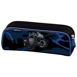 Pernica vrećica/pravokutna Monster Truck Connect crno-plava