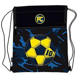Vrećica za tjelesni Football Team Connect plavo-crno-žuta