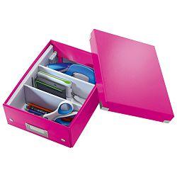 Kutija arhivska A5 Wow Leitz 60570023 roza