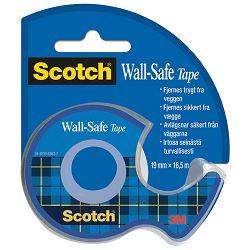 Traka ljepljiva nevidljiva 19mm/6,5m  Scotch Wall safe 183 3M.