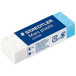Gumica Mars plastic combi Staedtler 526508 bijela/plava-KOMAD