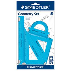 Geometrijski set 1/4 Staedtler 569 PB4N18 sortirano blister