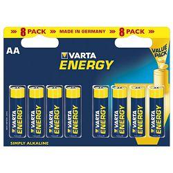 Baterija alkalna 1,5V AA Energy pk8 Varta LR6