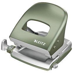 Bušač 2 rupe do  30 listova Style Leitz 50066053 zeleni blister