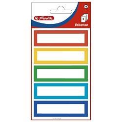 Etikete papir okviri u bojama Herlitz 11296472!!