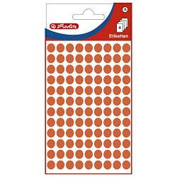 Etikete slep fi- 8mm pk4L Herlitz 11296654 crvene blister!!