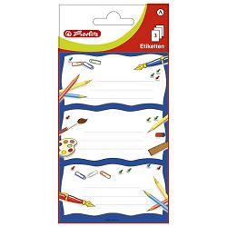 Etikete školske papir olovke Herlitz 830232 blister