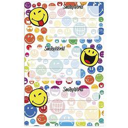 Etikete školske papir Smiley Rainbow Herlitz 50001972 blister