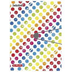Fascikl klapa s gumicom pp A4 Smiley Rainbow Herlitz 50002092!!