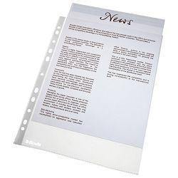 Fascikl uložni A4  38my pp mat Copy Safe pk100 Esselte 56171