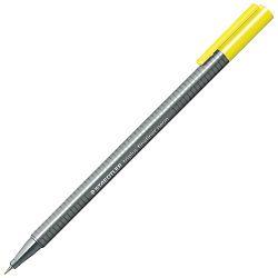 Flomaster fineliner 0,3mm Triplus Staedtler 334-101 neon žuti
