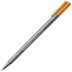 Flomaster fineliner 0,3mm Triplus Staedtler 334-401 neon narančasti