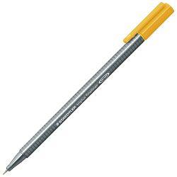 Flomaster fineliner 0,3mm Triplus Staedtler 334-43 žuto-narančasti