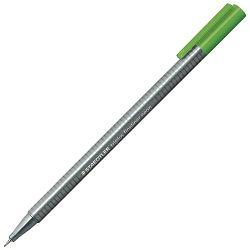 Flomaster fineliner 0,3mm Triplus Staedtler 334-501 neon zeleni