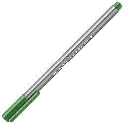 Flomaster fineliner 0,3mm Triplus Staedtler 334-52 biljno zeleni