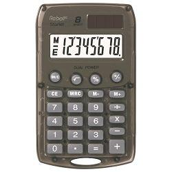 Kalkulator komercijalni  8mjesta Rebell Starlet Sharp crni!!