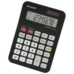 Kalkulator komercijalni  8mjesta Sharp EL-330 FBBK blister