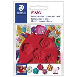 Kalup za modeliranje Cvijeće Fimo Staedtler 8725 22 blister
