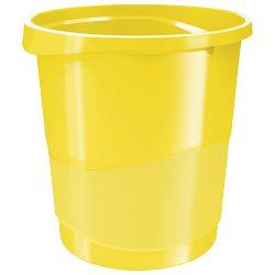 Koš za smeće pp 14L Vivida Esselte 623946 žuti