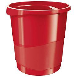 Koš za smeće pp 14L Vivida Esselte 623947 crveni