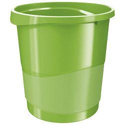 Koš za smeće pp 14L Vivida Esselte 623950 zeleni