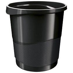 Koš za smeće pp 14L Vivida Esselte 623952 crni