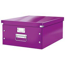 Kutija arhivska A3+ Large Wow Leitz 60450062 ljubičasta