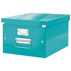 Kutija arhivska A4+ Medium Wow Leitz 60440051 tirkizna!!
