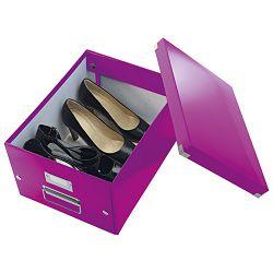 Kutija arhivska A4+ Medium Wow Leitz 60440062 ljubičasta!!
