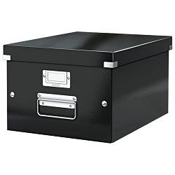Kutija arhivska A4+ Medium Wow Leitz 60440095 crna!!