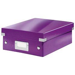 Kutija arhivska A5 Wow Leitz 60570062 ljubičasta