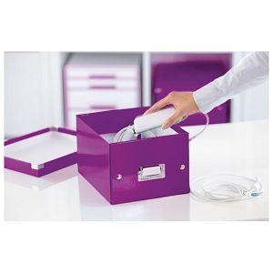 Kutija arhivska A5+ Small Wow Leitz 604300062 ljubičasta