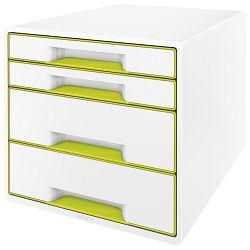 Kutija s  4 ladice Wow Cube Leitz 52130064 svijetlo zelena